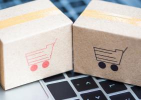 Доставки електронна търговия